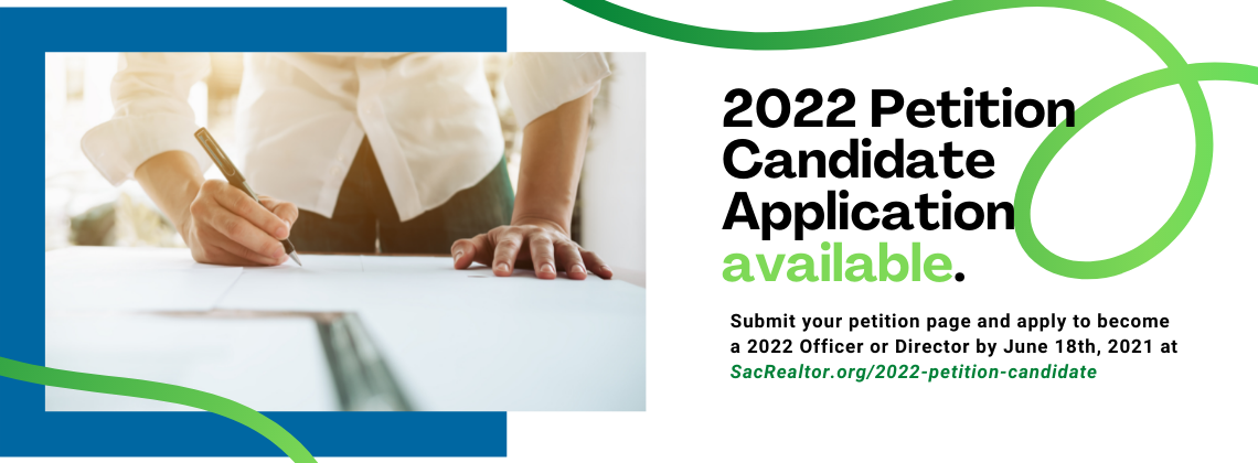 2022 Petition Candidate Application